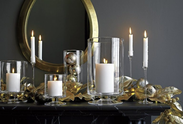 London-Candle-Holders-and-other-decor-from-Crate-Barrel